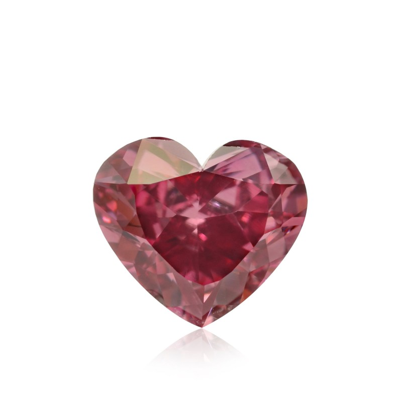 Fancy Purplish Red Diamond