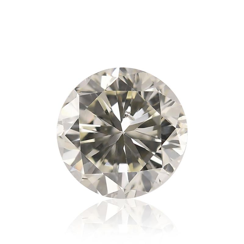 Colorless Round Diamond