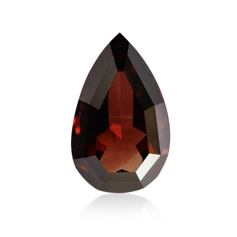 Fancy Dark Reddish Champagne Diamond