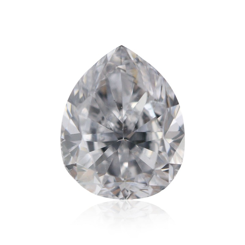 Fancy Bluish Gray Diamond