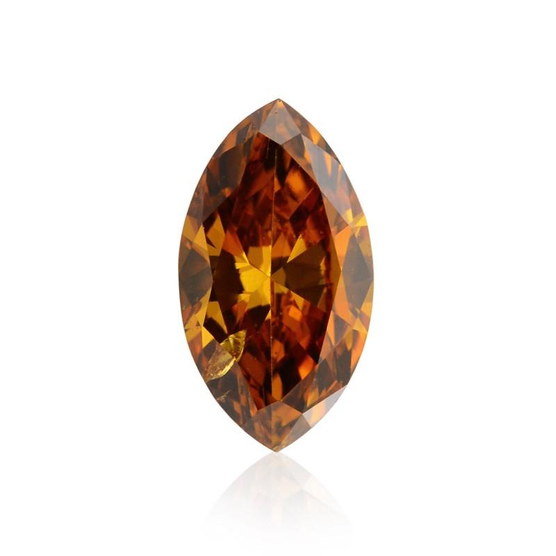Orange Marquise Diamond