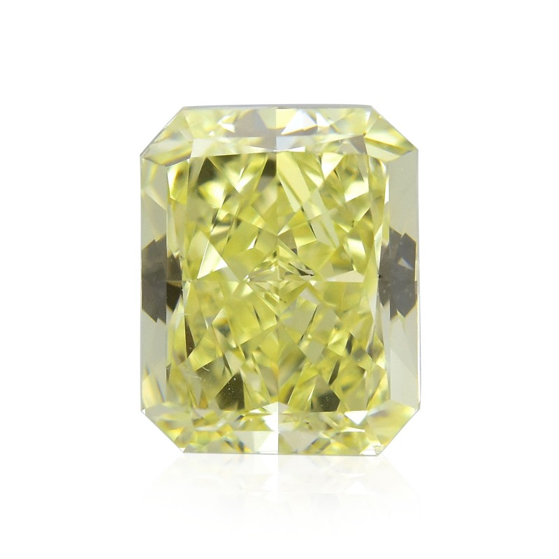 Fancy Light Yellow Diamond