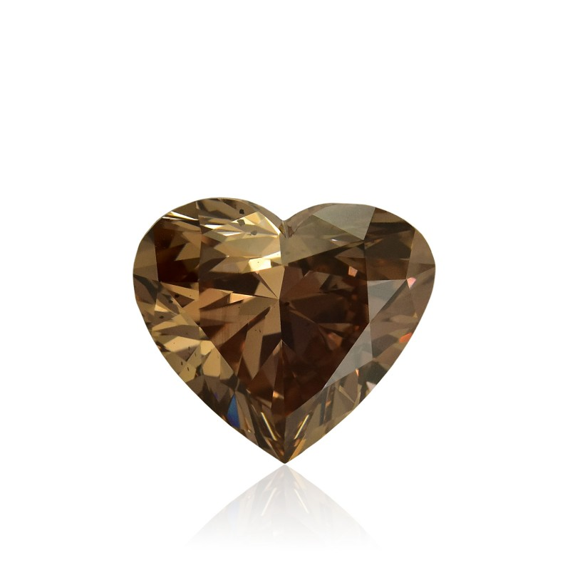 Champagne Heart Diamond