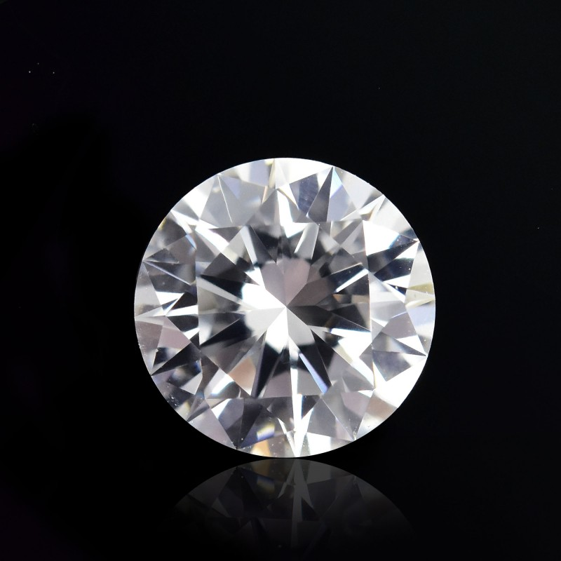 Colorless Round Diamond