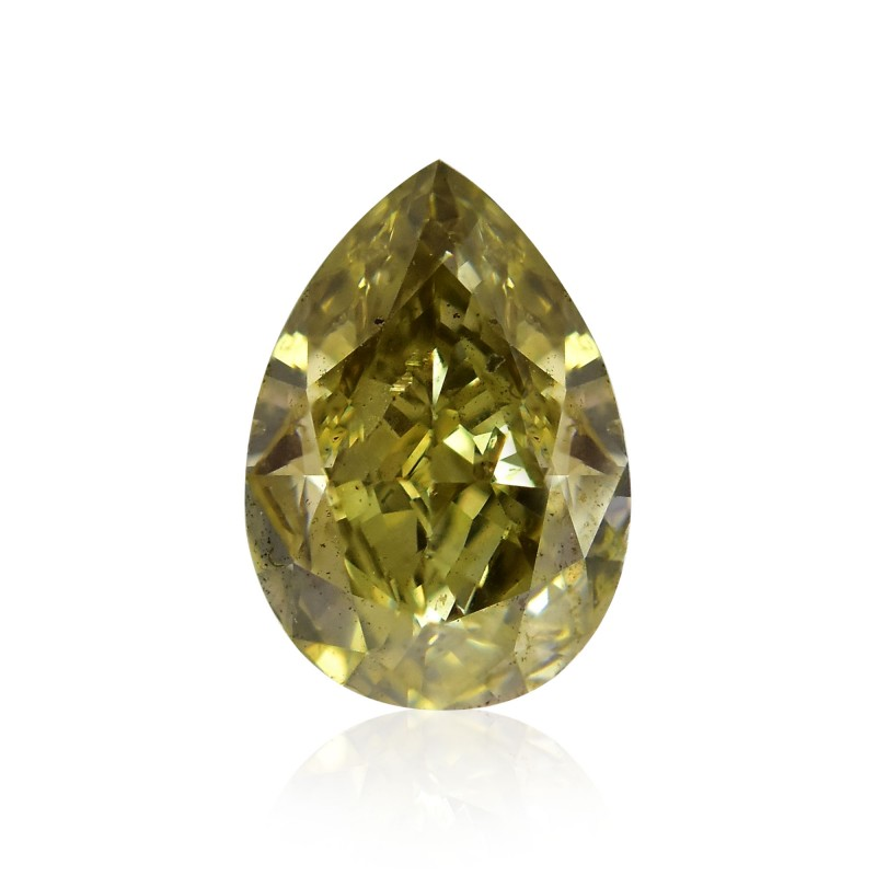 Chameleon Pear Diamond