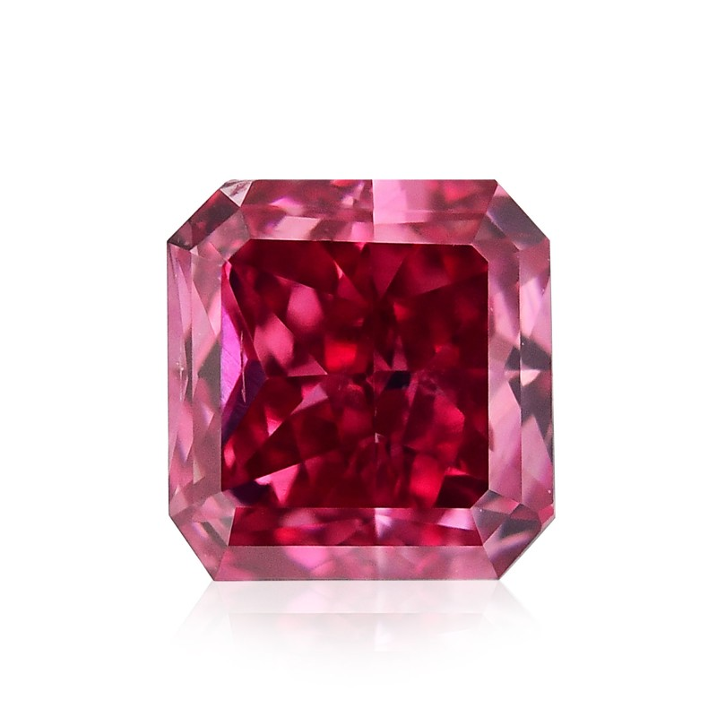 Red Radiant Diamond