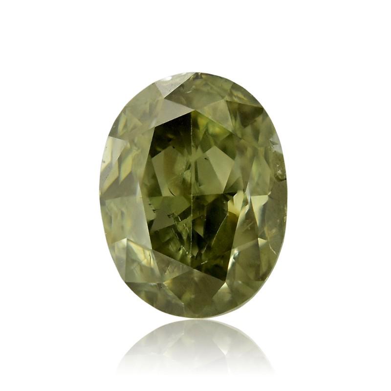 Chameleon Oval Diamond