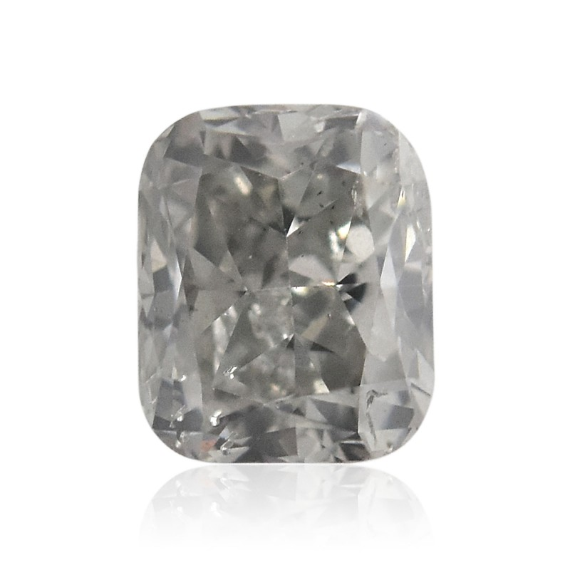Gray Radiant Diamond