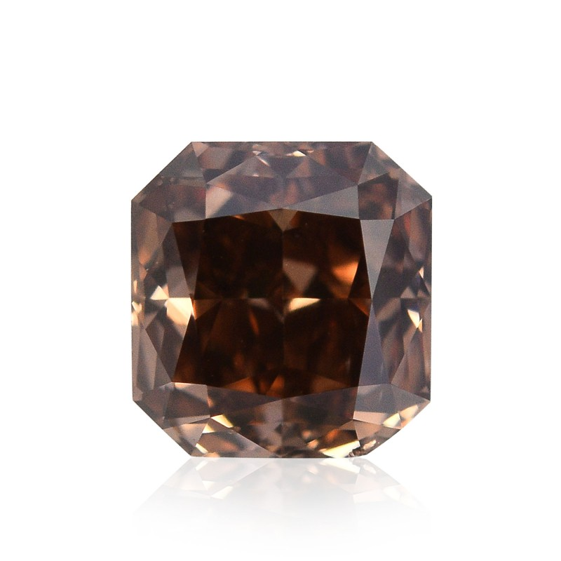 Fancy Deep Orange Champagne Diamond