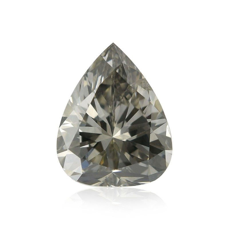 Gray Pear Diamond