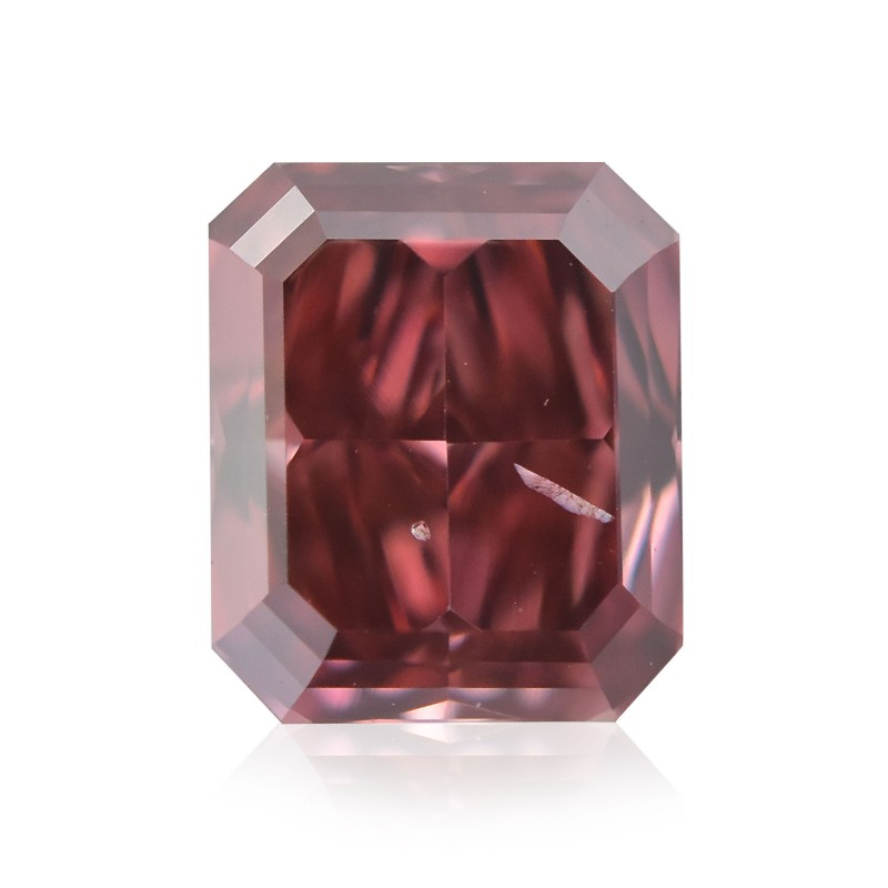 Red Emerald Diamond