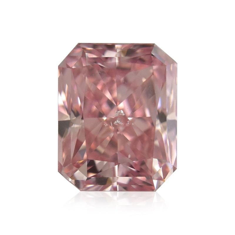 Pink Radiant Diamond