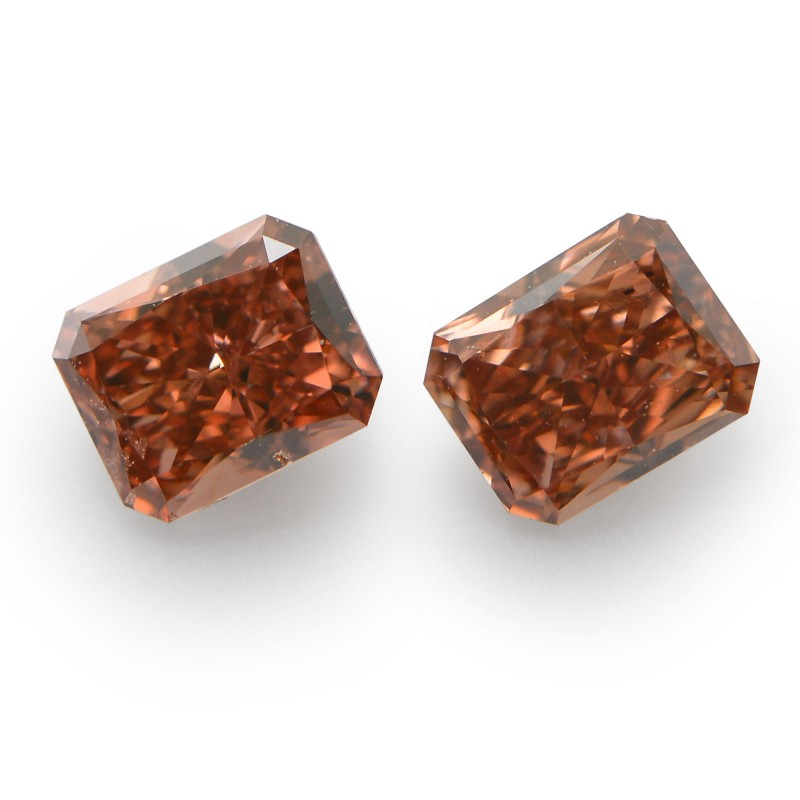 Fancy Deep Brownish Pink Diamond