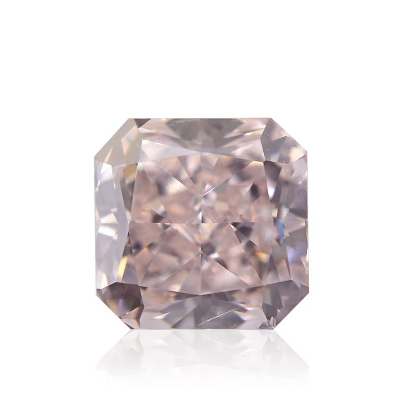 Fancy Light Orangy Pink Diamond