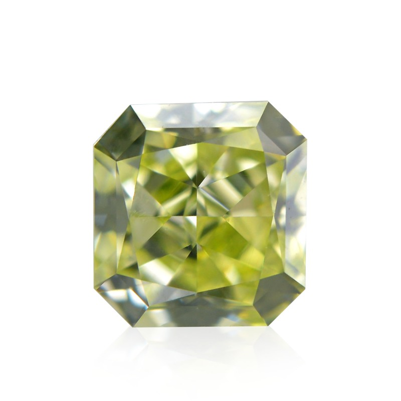 Green Radiant Diamond