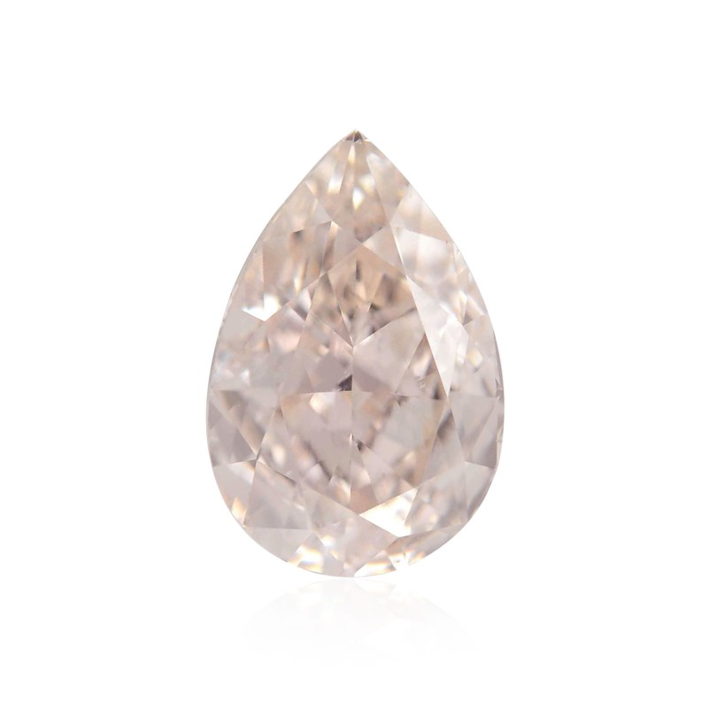 Champagne Pear Diamond
