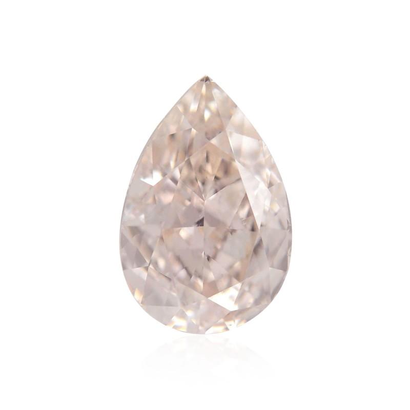 Very Light Pinkish Champagne Diamond