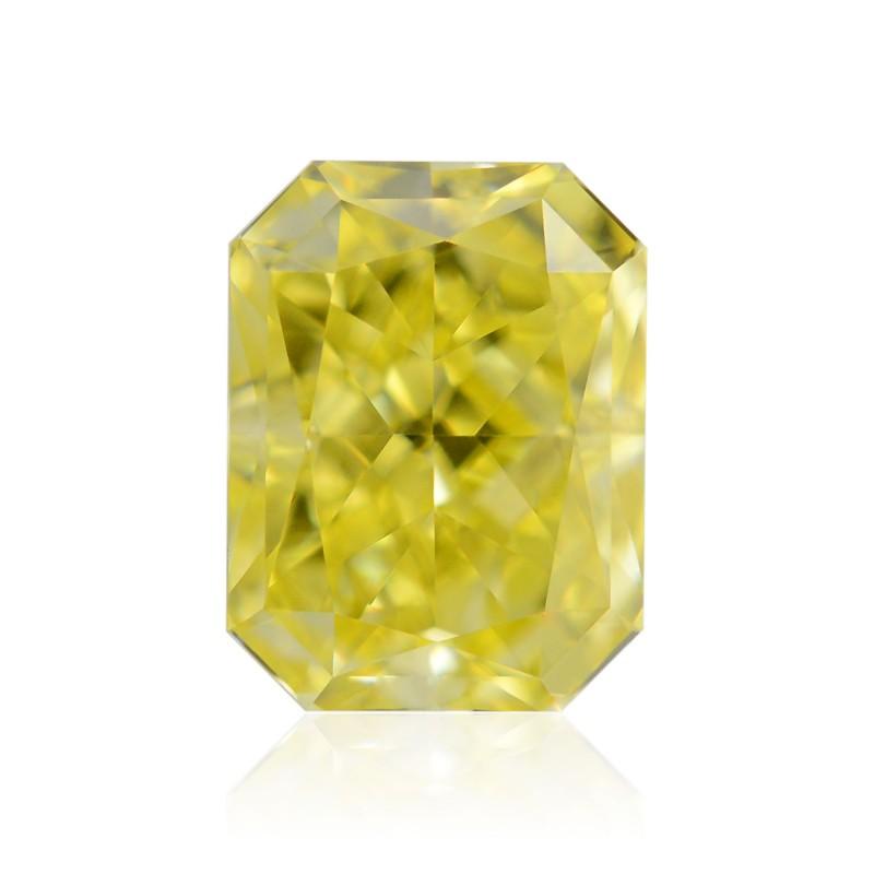Fancy Intense Yellow Diamond