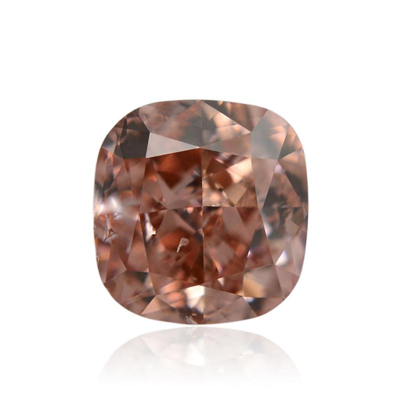 Fancy Intense Orangy Pink Diamond
