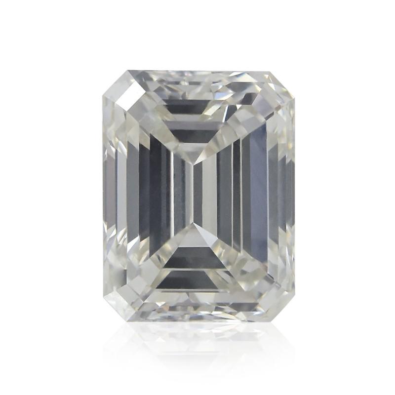 Gray Emerald Diamond