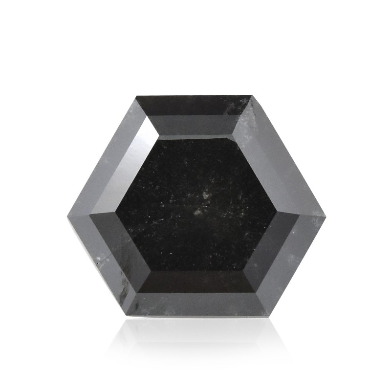 Black Hexagonal Diamond