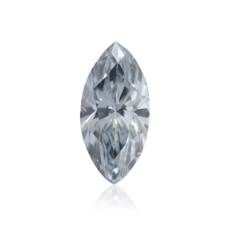Blue Marquise Diamond