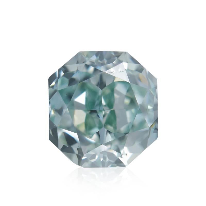 Green Octagon Diamond