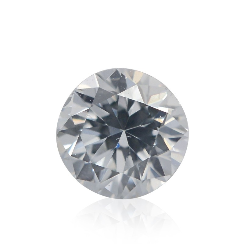 Blue Round Diamond