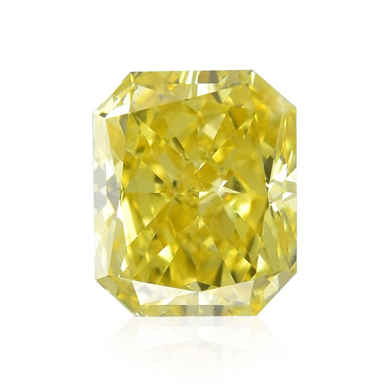 Fancy Intense Yellow Diamond