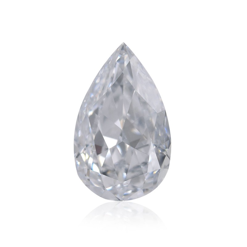 Blue Pear Diamond