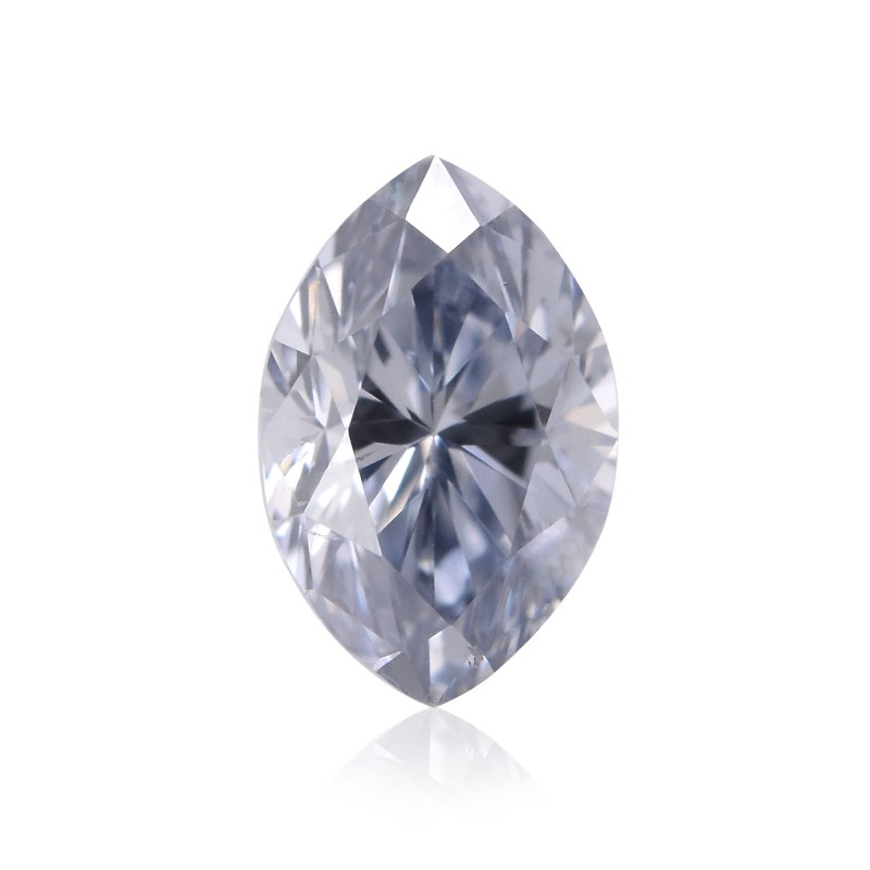 Blue Marquise Diamond