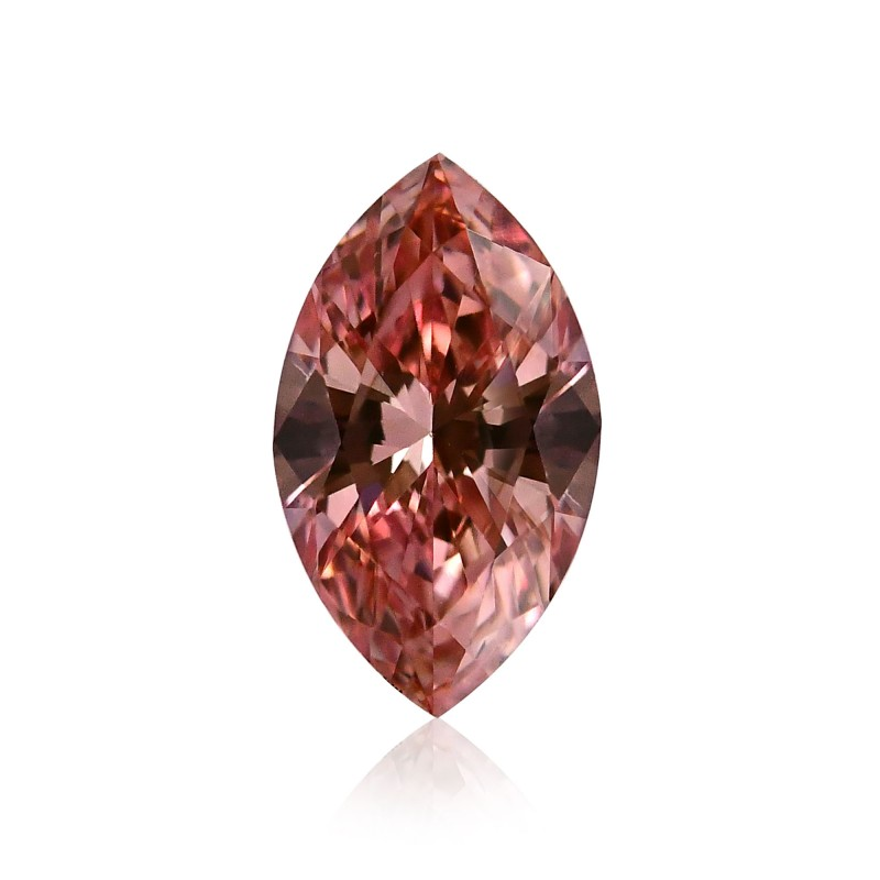 Pink Marquise Diamond