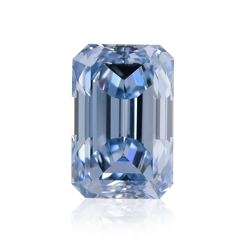 Blue Emerald Diamond