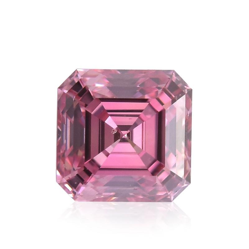 Pink Asscher Diamond