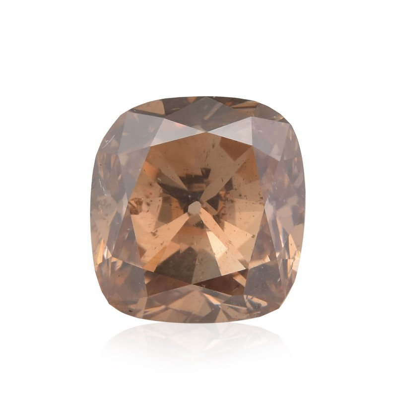 Fancy Brown Orange Diamond