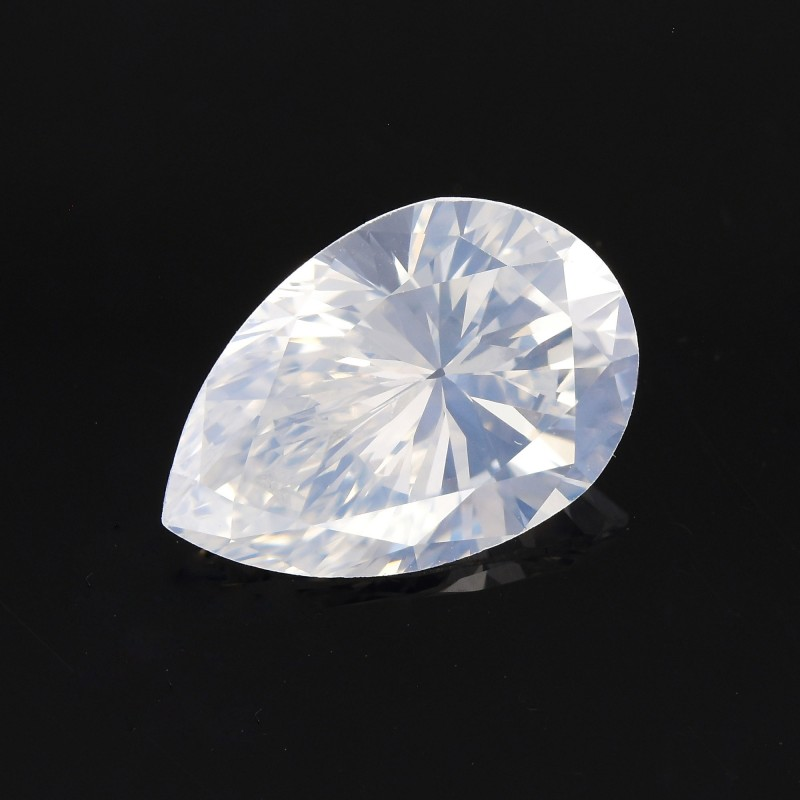 White Pear Diamond