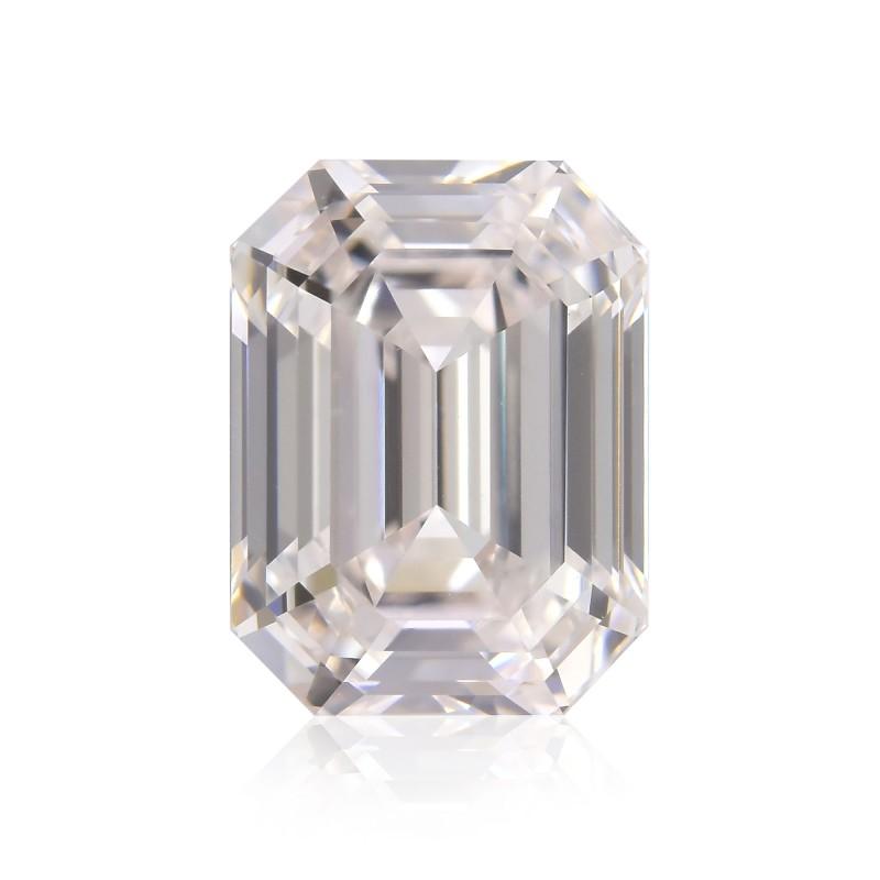 Faint Pinkish Champagne Diamond
