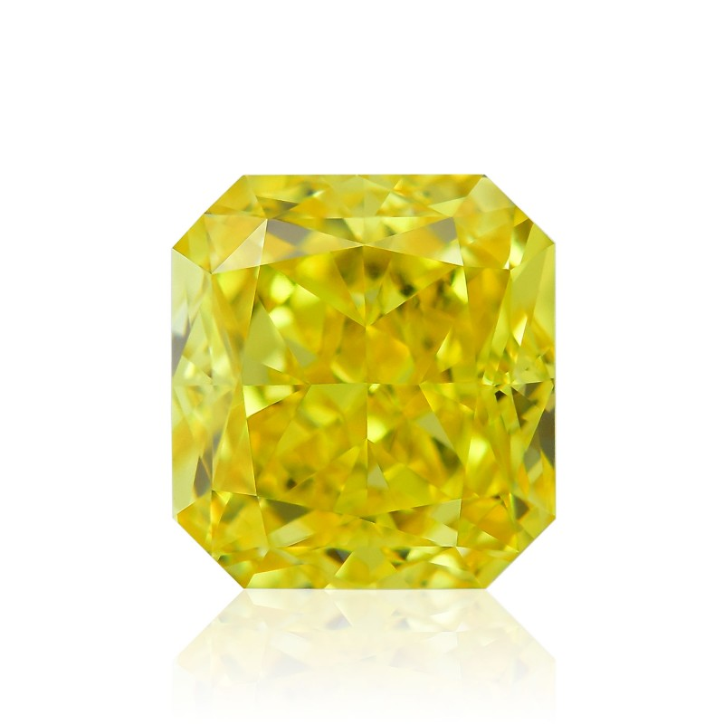 Yellow Radiant Diamond