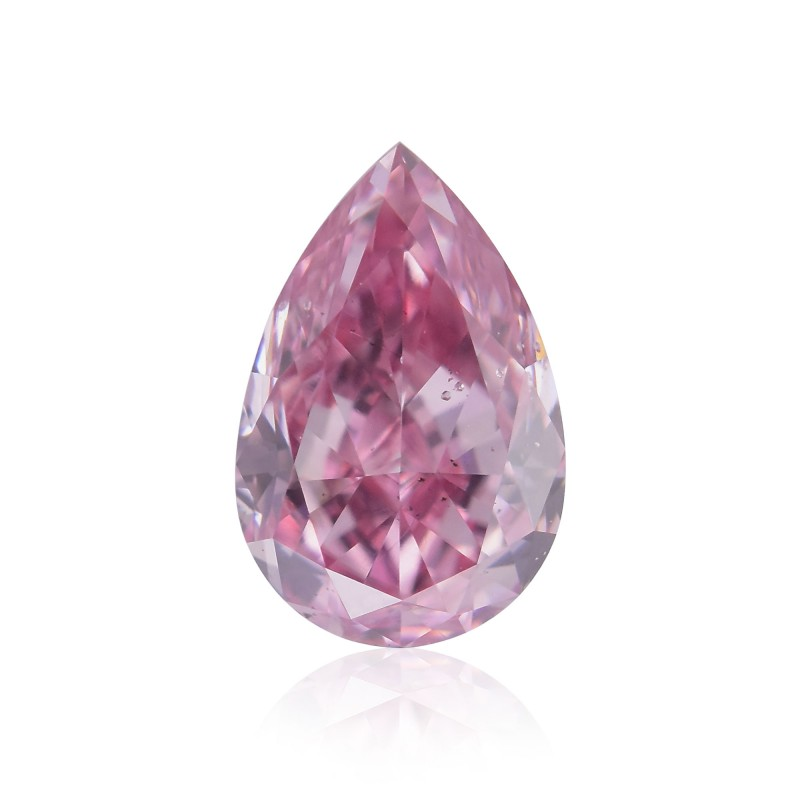 Pink Pear Diamond