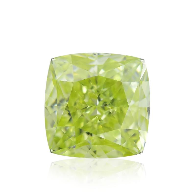 Fancy Greenish Yellow Diamond