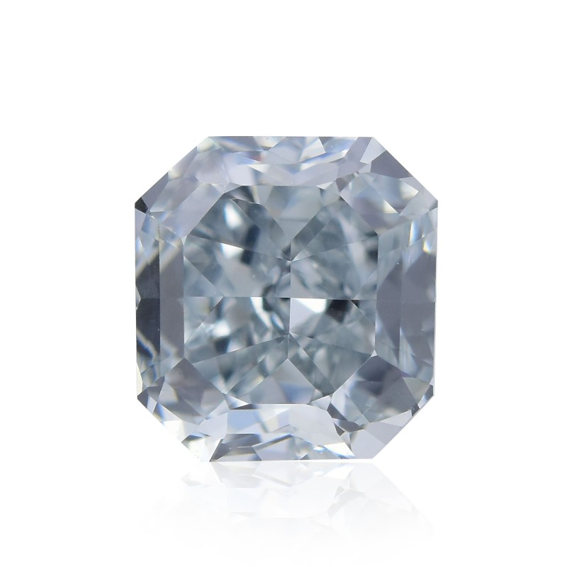 Fancy Grayish Blue Diamond