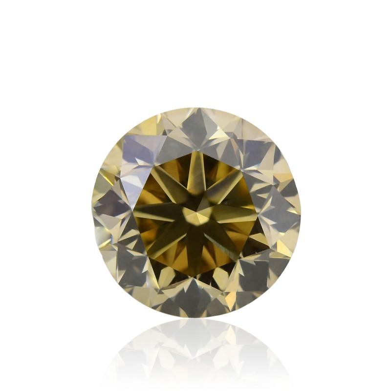 Fancy Yellowish Champagne Diamond