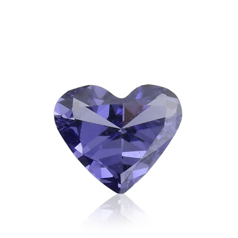Violet Heart Diamond