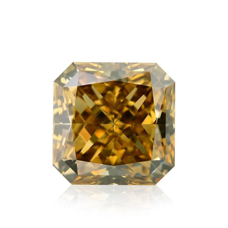 Fancy Deep Brown Yellow Diamond