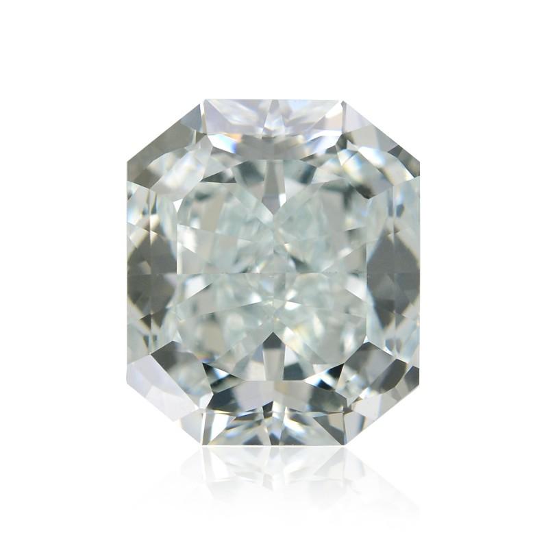 Green Radiant Diamond