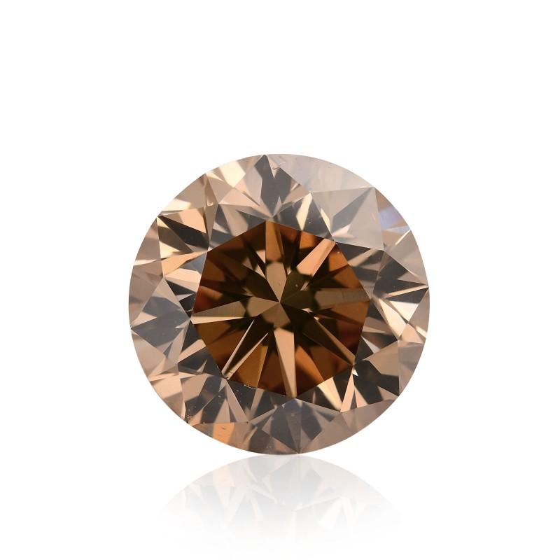 Fancy Orange Champagne Diamond