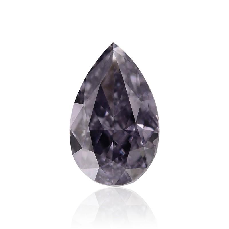 Gray Pear Diamond