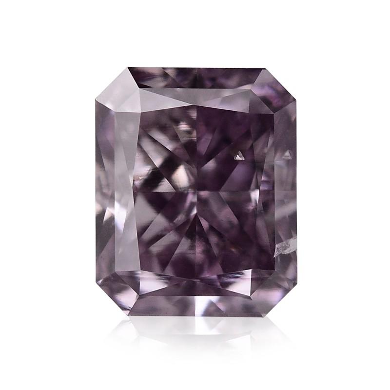 Fancy Grayish Pink Purple Diamond