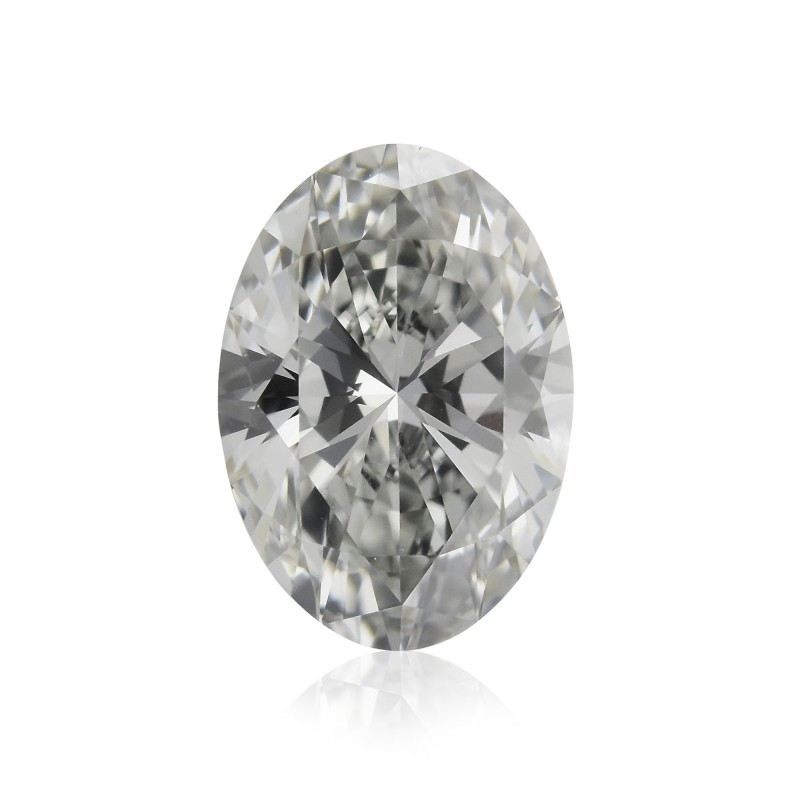 Fancy Light Gray Diamond