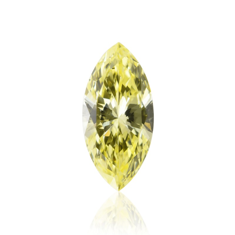 Yellow Marquise Diamond